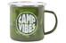 POLER Camp Mug green camo